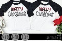 Christmas family shirt bundle, SVG, PNG, DXF Product Image 5