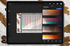 Procreate Autumn Palette   4 Palettes   120 Colors Product Image 2