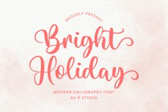 Bright Holiday Product Image 1