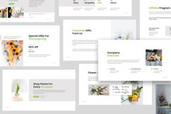 Florist Powerpoint Presentation Product Image 3