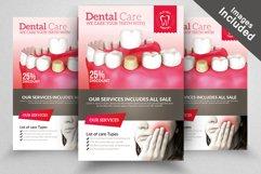 Medical Dental Flyer Product Image 2