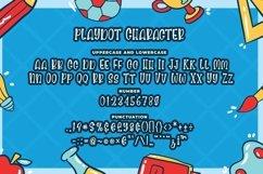 Playdot Playful Font Product Image 5