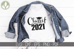 Class of 2021 SVG, Graduation Svg, Senior 2021 Svg Product Image 5