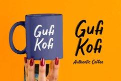 Kafiary - Handrawn Font Product Image 4