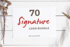 70 Signature Logo Bundle Product Image 1
