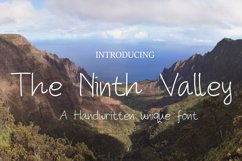 The Ninth Valley Product Image 1