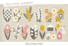 SPRING illustrations & patterns Product Image 2