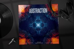 Abstraction Album Cover Product Image 2