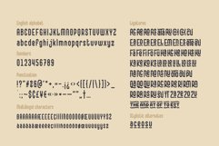 Lord Grayson font and template Product Image 5