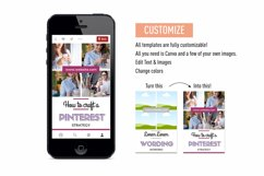 Click-Worthy Blogger Pinterest Pin Pack | Canva Product Image 4