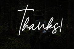 Francos Signature - Stylish Monoline Font Product Image 3