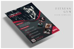 Fitness Flyer Templates Product Image 1
