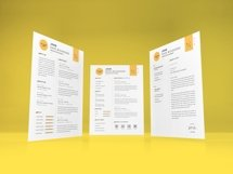 Letter Size Paper Mockup Template Vol 4 Product Image 6