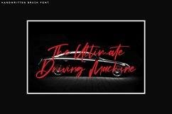 Smithgroove Handwritten Brush Font Product Image 2