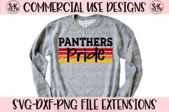 Panthers Pride SVG DXF PNG Product Image 1