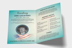 Funeral program template Product Image 3