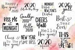 New Years Bundle Vol 1|New Years|SVG Cut File Product Image 2