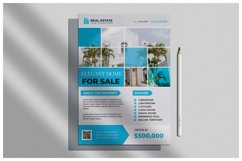 Real Estate Flyer Template Product Image 2