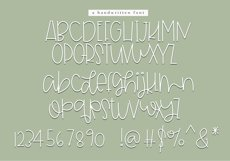 Aloe - A Fun Handwritten Font Product Image 6