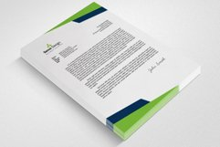 Professional Business Letterheads Product Image 3