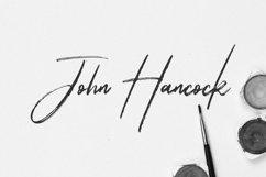 Boathouse - Brush Signature Script Product Image 5