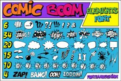 Comic Boom Elements Product Image 1