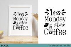 Coffee Mug Quotes Funny Kitchen Quotes Coffee SVG Mug SVG Product Image 1