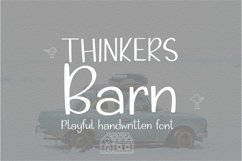 Thinkers Barn Product Image 1