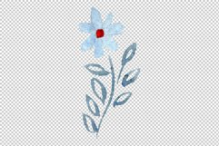 Ornament Watercolor png Product Image 2
