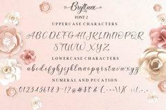 Bryttani Font Trio Product Image 10