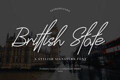 Brittish State Script Product Image 1