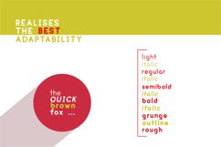 cream - complete font family Product Image 6