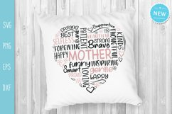 Mother Svg, Mom Quotes Svg, Mother's Day Svg Product Image 3