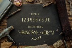 Airpena Rustic Font Product Image 3