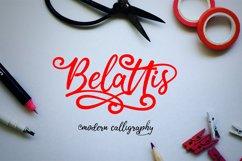 Belattis || modern calligraphy Product Image 1