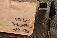 Guidebook - Hand lettered Whimsy Font Product Image 6