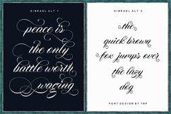 Gibrael   Font Product Image 2