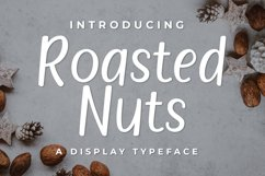 Roasted Nuts Product Image 1