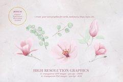 Magnolia & Eucalyptus Wedding Suite Product Image 5