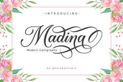 Madina | Modern Calligraphy Product Image 1