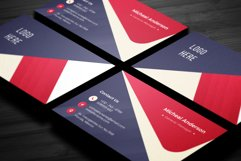 Modern Corporate Branding Identity Stationery Template Product Image 10