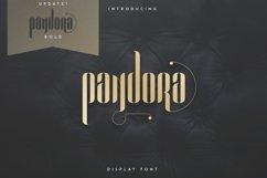 Pandora Display font Product Image 1