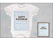 Subway Art Happy Hanukkah SVG Product Image 3