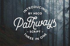 Pathways | 4 Styles Bonuses - Font Product Image 1