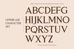 Aspal Typeface Font Product Image 3