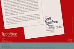 Artum - Serif font family Product Image 4