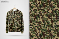 British Army Camouflage Patterns Product Image 5