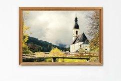 Old Church - Wall Art - Digital Print Product Image 4