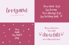 The Heart Font Bundle Product Image 2