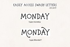 Teakwood - Handwritten Farmhouse Font Product Image 5